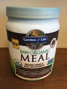 Garden of life raw organic meal 17 9 oz chocolate vegan - Garden of life raw organic meal chocolate ...