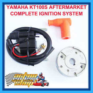 Yamaha Kt100 Ignition Wiring - Wiring Diagram Post on