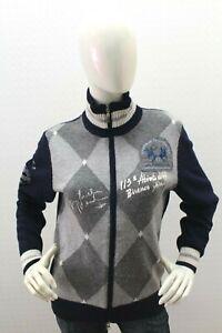 Maglione-LA-MARTINA-Donna-Sweater-Maglietta-Pull-Pullover-Woman-Taglia-Size-M