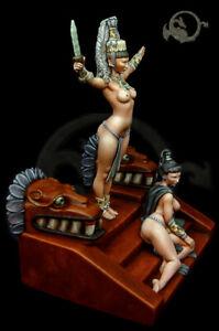 Maya-New-Era-2-Chiffres-75mm-El-Viejo-Dragon-Miniaturas-Neuf-Metal-AS75-05