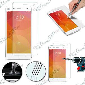 Lot-Film-Verre-Trempe-Protecteur-Protection-Haute-Qualite-Pour-Seri-Xiaomi