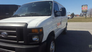 FORD ECONOLINE  E250 -2013 for sale in a very clean condition