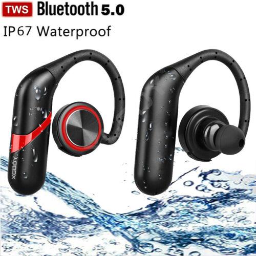Ohrbügel Bluetooth Kopfhörer Wireless Headset Kopfhörer Freisprecheinrichtung DE
