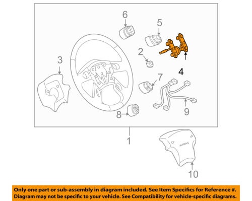 GM OEM-Horn Contact 16821883