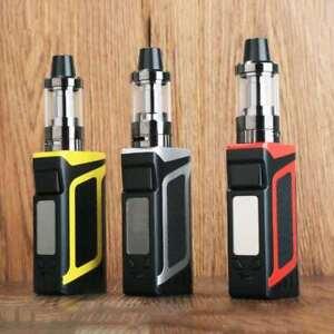 2000mah 80W Electronic Vape E Pen Cigarettes Mini Tank Starter Full Kit US