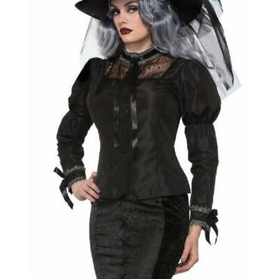 Adult Witch Blouse Costume Accessory Witches /& Wizards