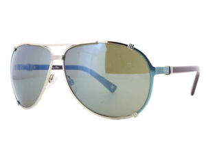NEW-Christian-Dior-Chicago-2-1QW3U-1QW-3U-Turquoise-Plum-Khaki-Sunglasses