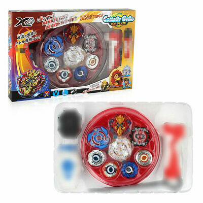 Bayblade Burst Evolution Kit Arena Set Toys Gift Kids SUPER FIGHT TOP Battle