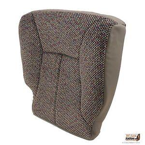 1999 dodge ram 1500 2500 3500 slt driver bottom replacement cloth seat cover ebay. Black Bedroom Furniture Sets. Home Design Ideas