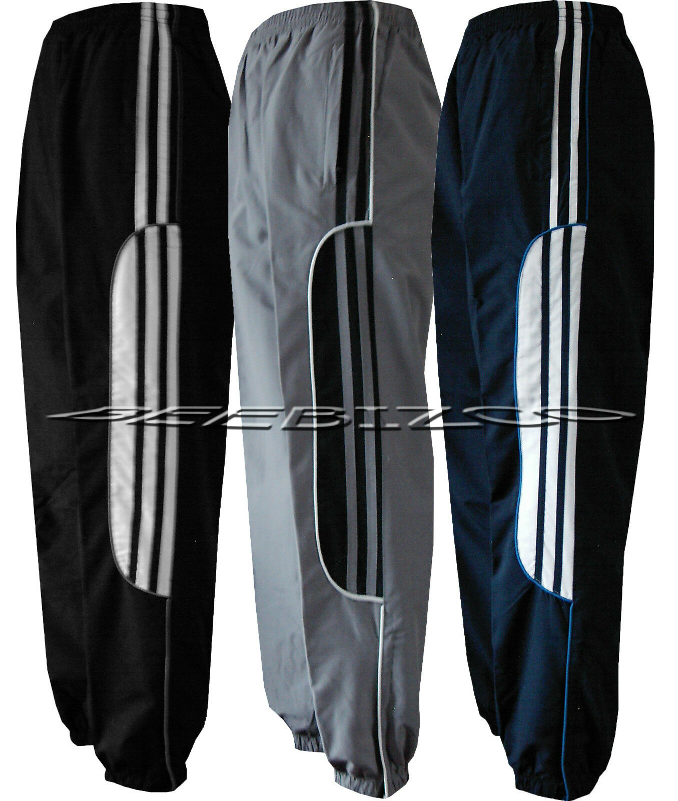 Mens Tracksuit Jogging Trousers Bottoms Sports Joggers Casual Work Gym S - 3XL