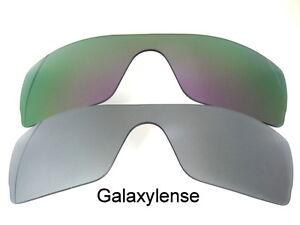 7a55e10d0 La foto se está cargando Galaxy-Lentes-De-Repuesto-Para-Oakley-Batwolf -purple-