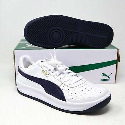 White Peacoat Navy Blue Tennis Sneaker