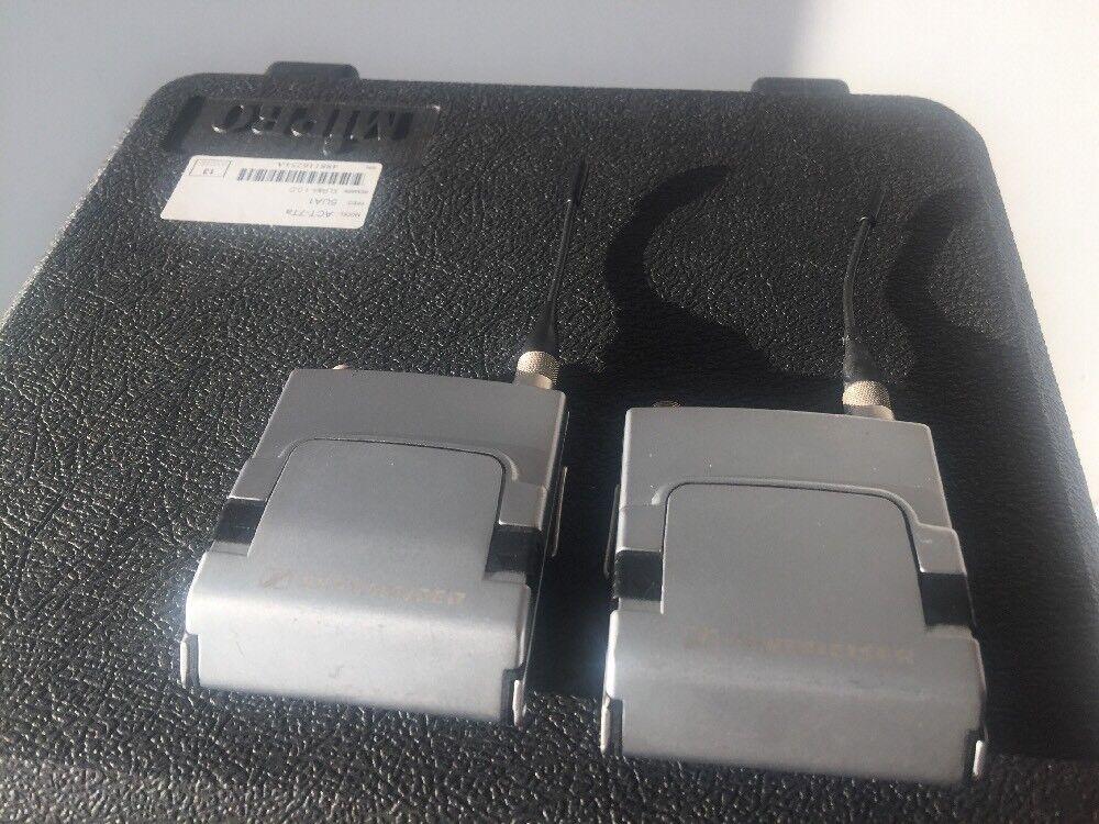 SENNHEISER SK5012 TRANSMITTER mikroport , ( x 1 ) one item , MORE AVAILABLE .