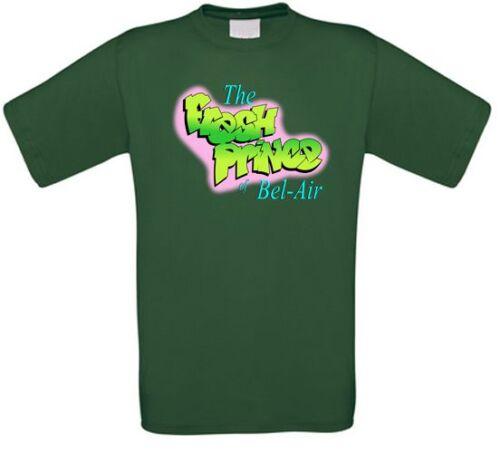 Fresh Prince of Bel-Air 90s Prinz von Bel-Air Kult Serie T-Shirt alle Größen NEU