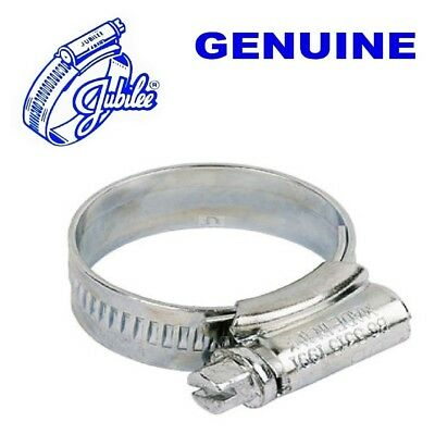 Fuel Hose Pipe Clamps Worm Drive Genuine Jubilee Clips Jubilee Hose Clip