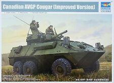 TRUMPETER® 01504 Canadian AVGP Cougar (Improved Version) in 1:35