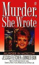 Murder in Moscow (Murder, She Wrote) Fletcher, Jessica, Bain, Donald Mass Marke