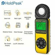 Holdpeak Digital Lcd Lux Light Meter 001 400000 Lux Luminance Tester Handheld