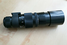 Asahi Pentax Tele-Takumar 400mm f5.6 M42Screw Mount Lens.Canon,NEX,.Micro