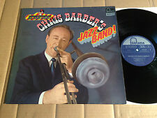 Chris Barber'S Jazz Band - Attention! - Lp - Fontana Special 6459 208 - Germany