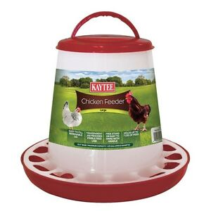 Kaytee Chicken Feeder Large 1.25Gal