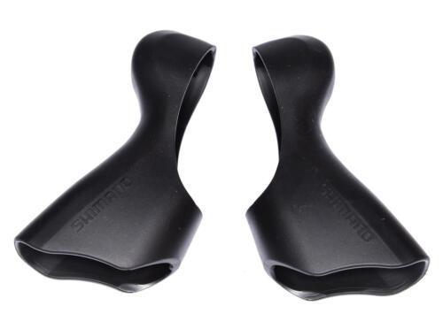 Cover Shimano Ultegra 6700 STi Brake Shifter Lever Hoods Black Gear