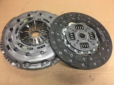 NEW LUK 2 PIECE CLUTCH KIT FOR FORD TRANSIT 2.2 TDCI 626309309 626 3093 09