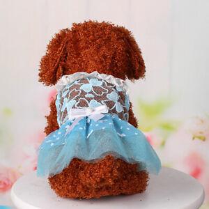 Small-Pet-Puppy-Dog-Cat-Lace-Skirt-Princess-Tutu-Dress-Summer-Clothes-Apparel-D