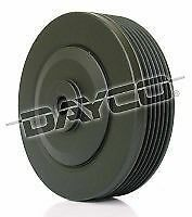 POWERBOND HARMONIC BALANCER FOR VOLVO 440 93-96 2.0 4CYL 8V B20F