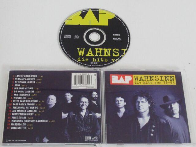 Bap / Wahnsinn / Die Hits 79-95 (Emi 7243 8 36080 2 7) CD Album