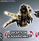 BLACKARACHNIA Transformers Kre-o Micro-Changers Age Extinction Series 2 Kreon