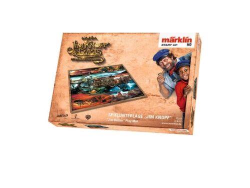 Spielunterlage /'Jim Knopf/' Märklin 72217 Start up