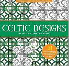 Celtic Designs Artist's Coloring Book by Peter Pauper Press, Inc (Paperback / softback, 2014)