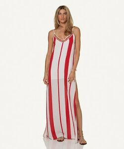 1cc1c43f12322 NWT Hermanny by ViX Swimsuit Bikini Cover up Desert Vicky Long Dress ...