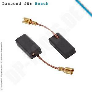 Carbon Brushes Coals Motor Carbon For Bosch GST 80 PE 5x8mm 2604320912