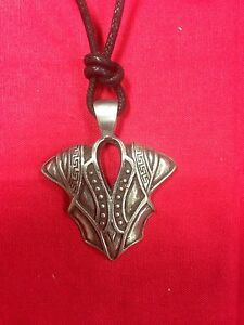 Greek-Armour-Pewter-Pendant