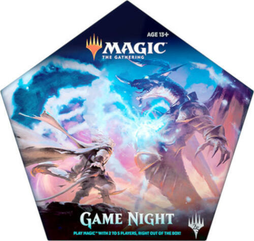 MTG Magic Gathering 2018 Game Night Gift Set of 5 Decks SEALED /& IN HAND!!^