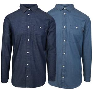 DC-Shoes-Men-039-s-Swalendalen-Two-L-S-Woven-Shirt-Retail-55