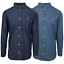 DC-Shoes-Men-039-s-Swalendalen-Two-L-S-Woven-Shirt-Retail-55 thumbnail 1