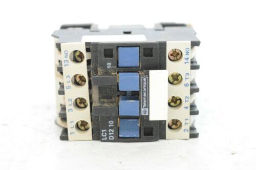 Telemechanique Schaltschütz LC1 D12 10 R22M20