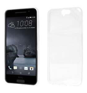 low priced d99ab f79e5 Details about Ultra Thin Transparent TPU Case Back Cover For HTC One A9