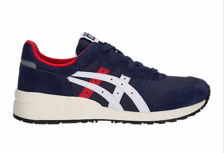 ONITSUKA 1183A029.400 TIGER ALLY Mn´s (M) Peacot/Cream Suede Lifestyle Shoes