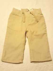 Boys' Clothing (newborn-5t) Clothing, Shoes & Accessories Baby Gap Boys 6-12 Months Khaki Pants