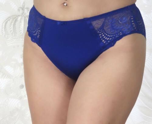 Dita von Teese Slip Größe 36 blau y21370