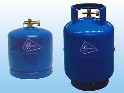 Bombole Gas 3 Kg Vuota