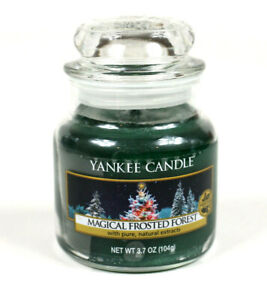 Magical Frosted Forest Candle 3.7 Oz