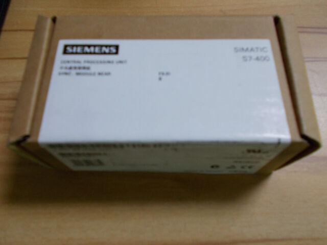 Siemens Simatic S7  S7-400H Synch-Modul 6ES7960-1AA06-0XA0 6ES7 960-1AA06-0XA0