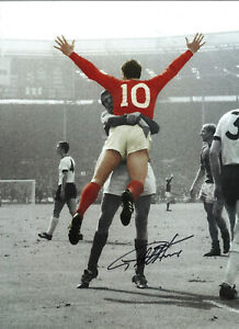 Geoff-Hurst-1966-England-Signed-16-x-12-inch-authentic-football-photo-SS1140