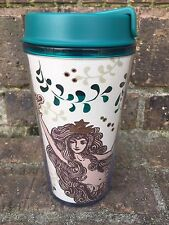 New w/ SKU Starbucks JAPAN 2014 Anniversary Tumbler Teal 350ml 12oz Limited Ed.