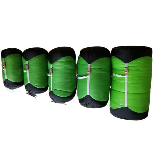 Waterproof Compression Sack Sleeping Bag Cover Pouch Travel Camping Pack XS~XL